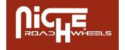 Niche Road Wheels logo