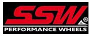 SSW Wheels logo