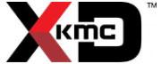 XD KMC logo